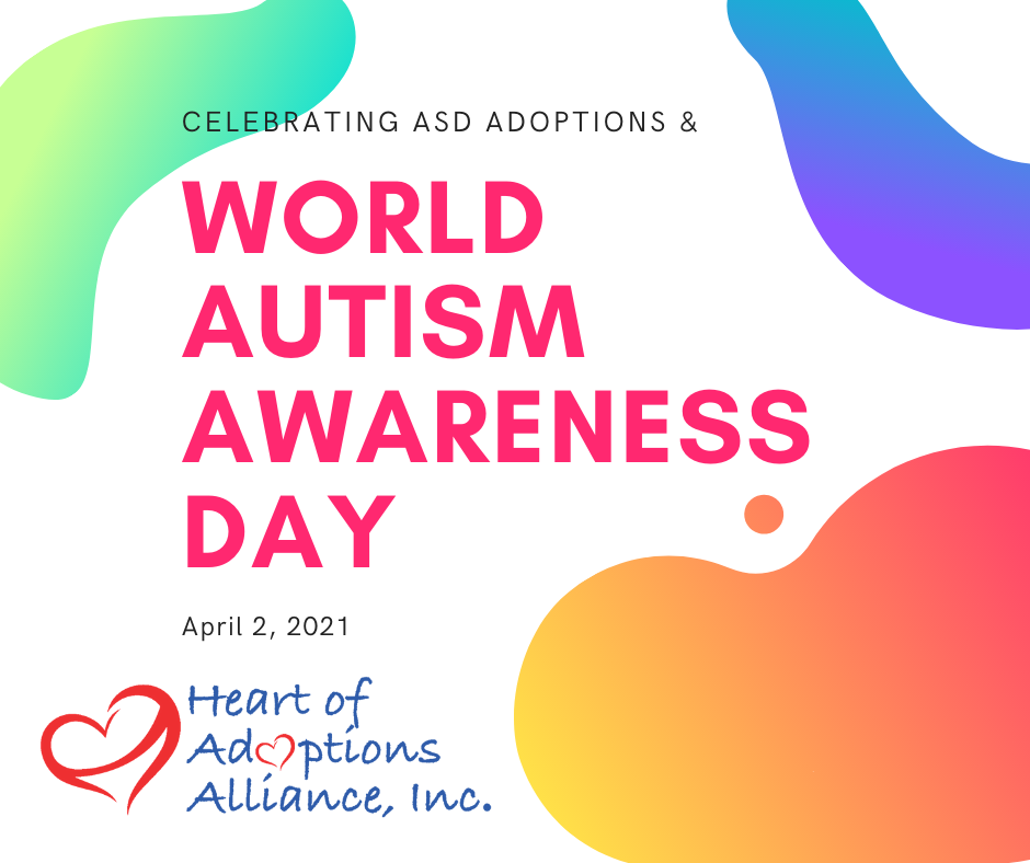 HOAA World Autism Awareness Day